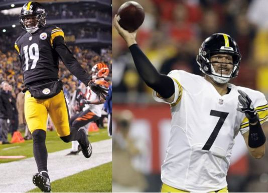 steelers uni
